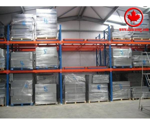 Push Back Racking Systems