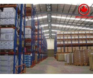 Selective pallet racking VN
